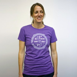 Women's Fun Flywheel T-Shirt