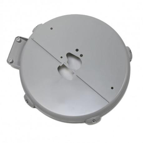 Flywheel Back Cover—Gray Model D and SkiErg1