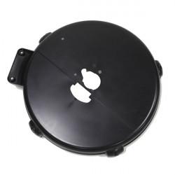 Flywheel Back Cover—Black Model D