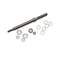 13 mm Sweep Rigger Pin with Hardware Kit