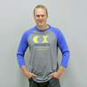 Perfect Tri™ Raglan 3/4 Sleeve Shirt