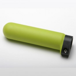 Oar Grip, Green Rubber, Adjustable
