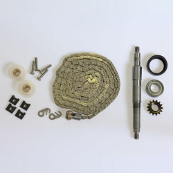 Chain Axle Sprocket Replacement Kit Model C, D, E